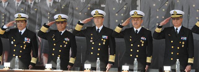 graduacion de medicos cirujanos navales