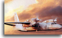 Antonov AN-32B