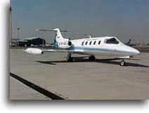 Learjet 25D